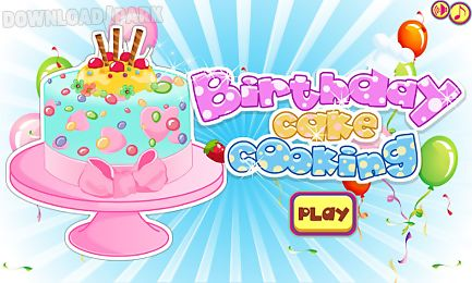 Fine Birthday Cake Cooking Android Game Free Download In Apk Funny Birthday Cards Online Eattedamsfinfo