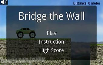 Bridge the wall