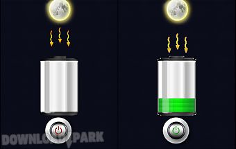 Moon battery charger prank