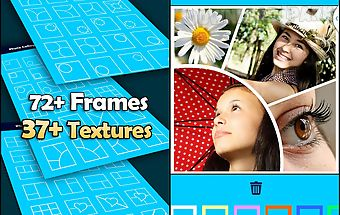 Photo collage frames free