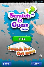 scratch and guess logo