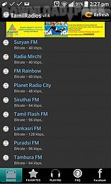 Tamil fm radio Android App free download in Apk
