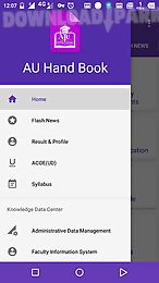 hand book for anna university