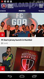 indian super league official