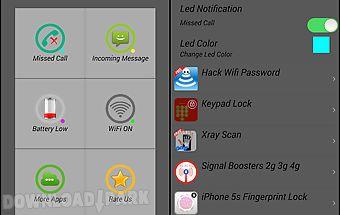 Led notifications lights