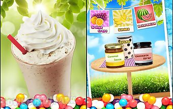 Milkshake mania - cooking game