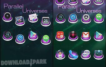 Paralle universe 3d next theme