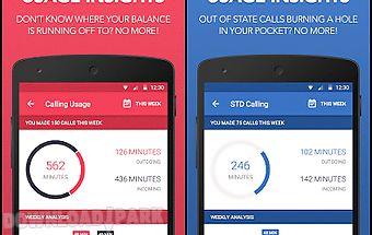 Recharge savings with smartapp