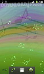 melody live wallpaper