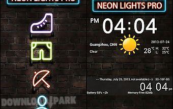 Night go launcher theme