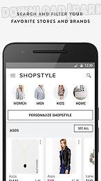 shopstyle : shopping & fashion