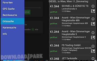 Spritpreis Österreich & tanken