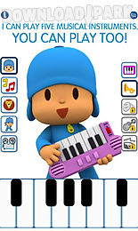 talking pocoyo free