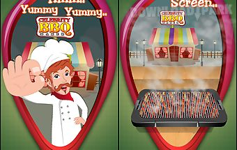 Bbq maker - cooking game