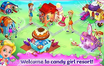 Candy girl resort