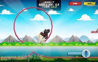 Motocross saurus