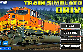 Train simulator drive
