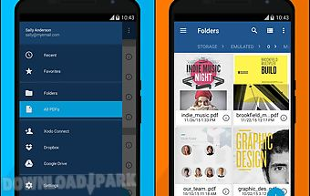 Maxipdf pdf editor and creator Android App free download in Apk