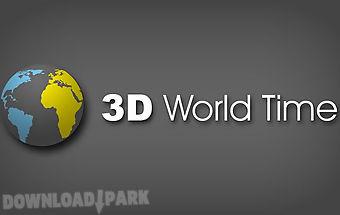 3d world time