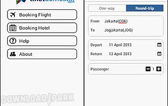 Book indonesia flights online