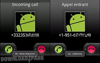 Caller locator