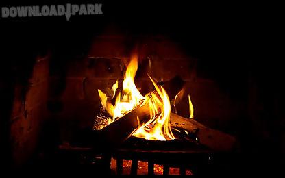 classy fireplace