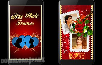 Lovely photo frames