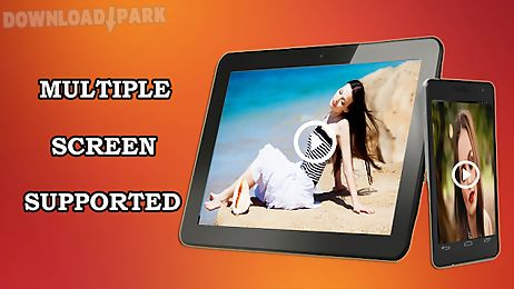Mp4/3gp hd video player Android App free download in Apk