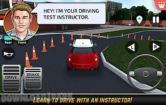Car driving & parking school