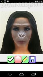 Change face to animal Android App free download in Apk