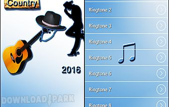 Country ringtones 2016