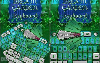 Dream garden keyboard