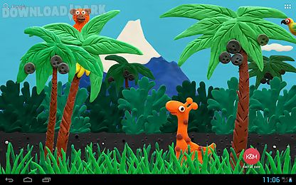 jungle live wallpaper free