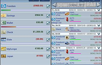Spensa lite. expense tracker