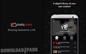 Instalively - livestreaming