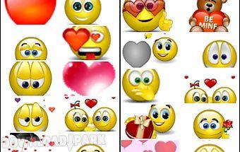 Smileys love