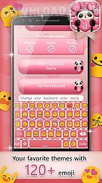 sweet love keyboard themes