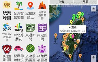 Taiwan play map