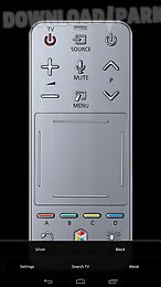 tv(samsung) touchpad remote