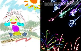Draw&doodle-coloring game