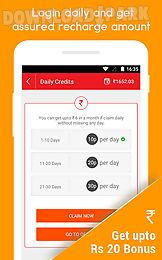 earn free recharge cashninja