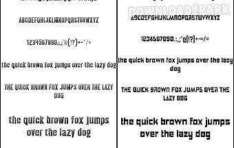 Fonts fun for flipfont® free