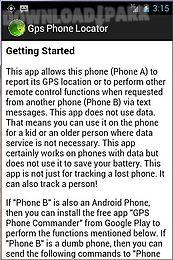 gps phone locator trial