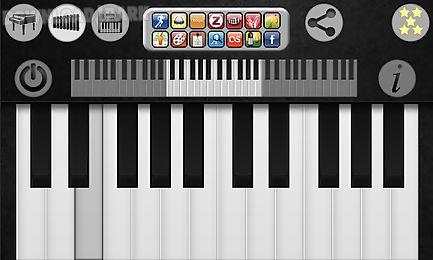 real piano + keyboard 2014