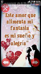 Frases De Amor Romantico Android Anwendung Kostenlose Herunterladen