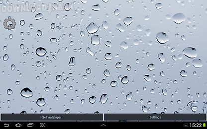 glass live wallpaper