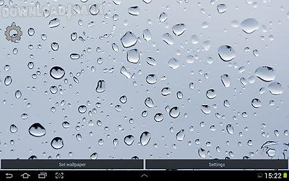 glass live wallpaper