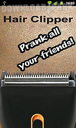 hair clipper - prank
