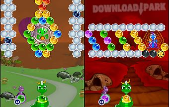 Bubble dragon - bubble shooter