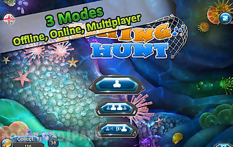 Fishing hunt online